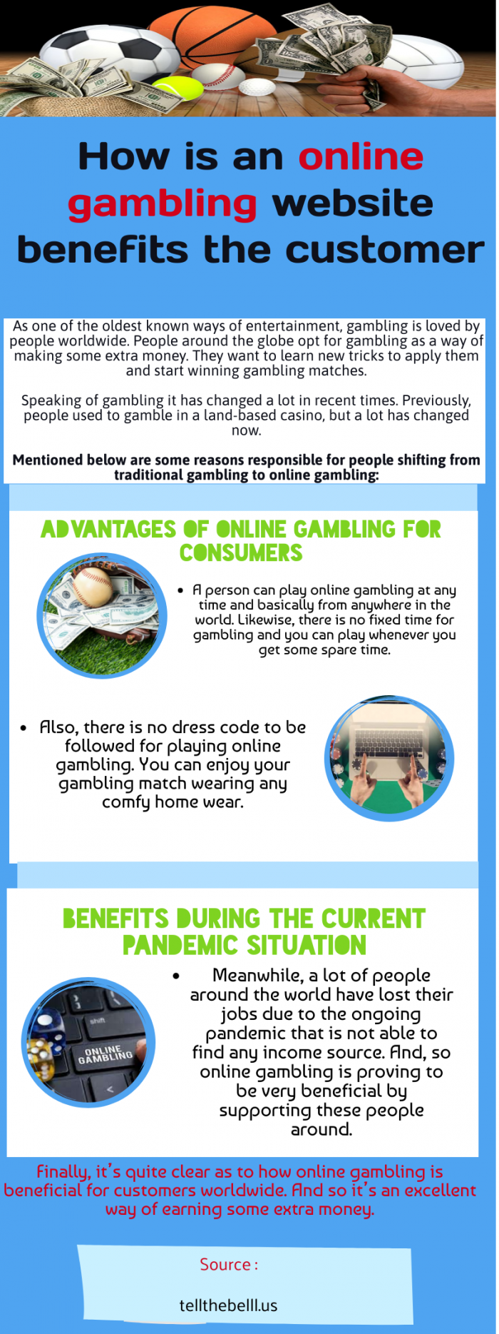 Read this before you go for online gambling