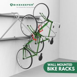 Perfect Bike Racks for Walls