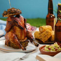 Pineapple Roasted Chicken | Tastemade