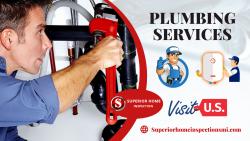 Get Plumbing Services at Your Doorstep