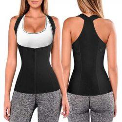 Women Back Posture Corrector Tummy Control Vest