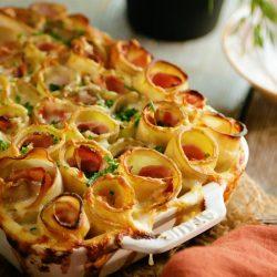 Potato Roll Casserole | Tastemade