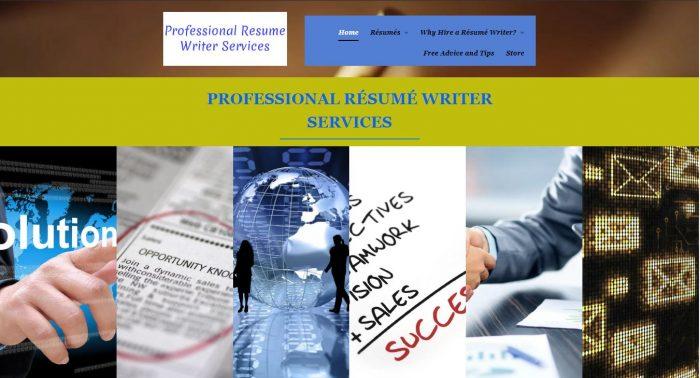 Best resume packages