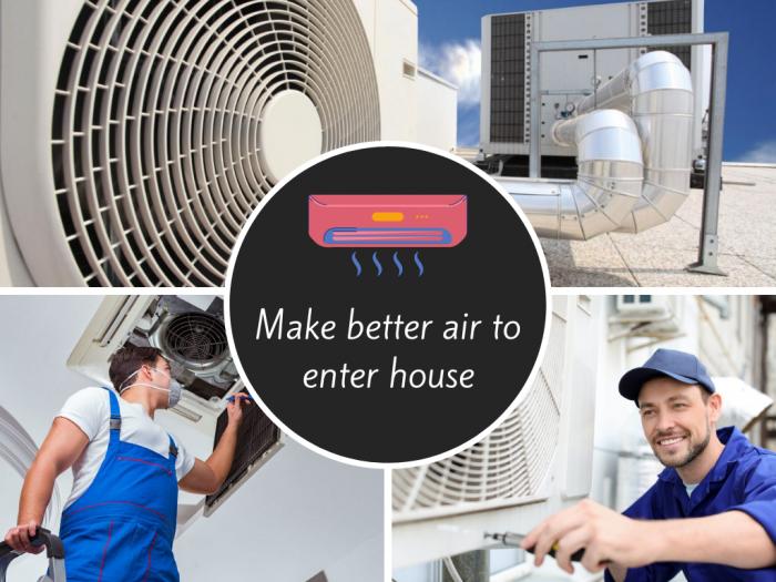 Purpose of Maintaining the AC