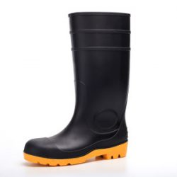 PVC Gumboots With Steel Toe