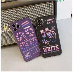 Off-WhiteバーバリールイヴィトンIphone12ケースセリーヌ ファッション