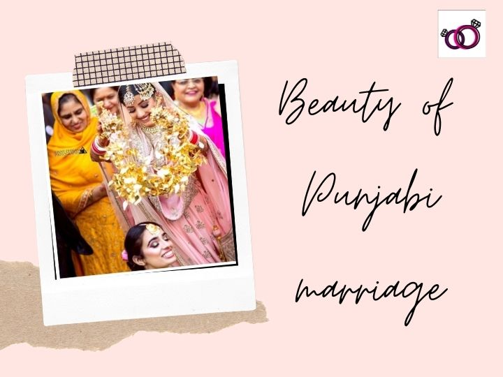 Want to know about the beauty of punjabi weddings