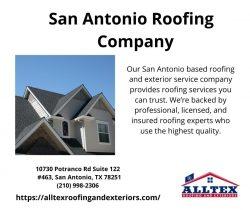 San Antonio San Antonio – All Tex Roofing and Exteriors
