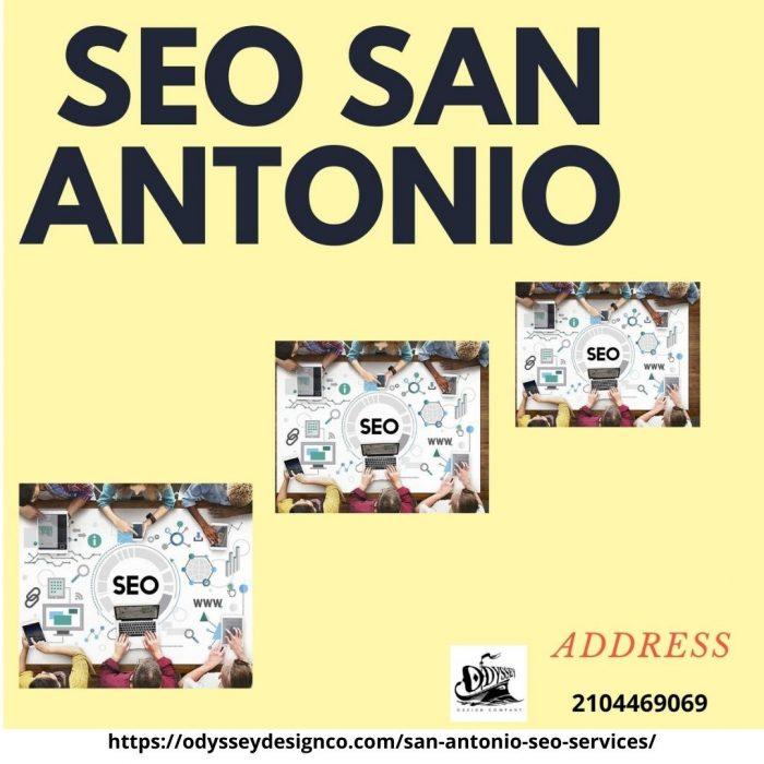 Seo San Antonio – Odyssey Design Co