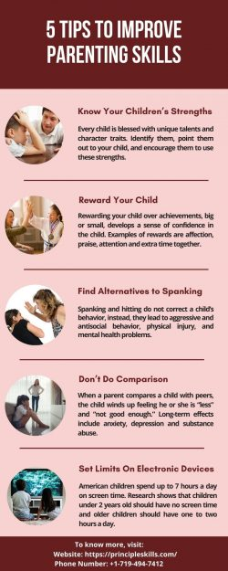 5 Tips To Improve Parenting Skills