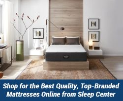 Shop for the Best Quality, Top-Branded Mattresses Online from Sleep Center