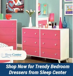 Shop Now for Trendy Bedroom Dressers from Sleep Center