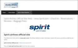 spiritairlines.com