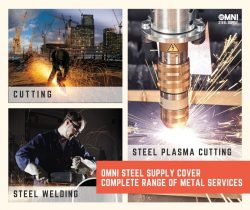 Steel Plasma Cutting