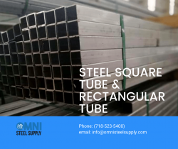 Steel Square Tube & Rectangular Tube