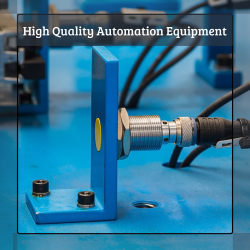 Quality Automation Parts For Enriched Performance