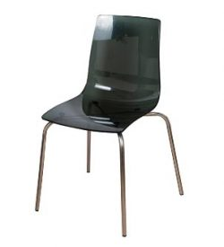 Transpa Deluxe Chair (Trans Bronze)