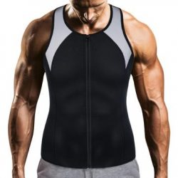 Night Sport Sweating Vest