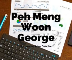 George Peh – Successful Sales Director – Peh Meng Woon George