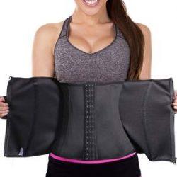 Women Double Layers Compression Tummy Control Waist Cincher – Nebility