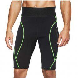 Junlan Men Sweat Sauna Yoga Shorts