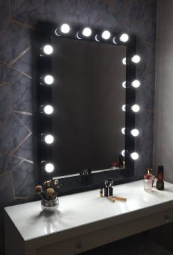 Hollywood Iconic Tall Vanity Mirror XL