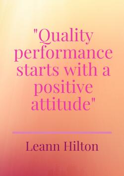 Best Business Advisor- Leann Hilton