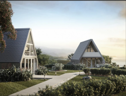 Model A | A-Fold Houses | Modular Foldable A-Frame House