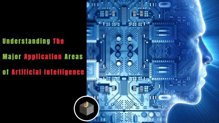Get to Know About Major Application Areas of Artificial Intelligence (AI)