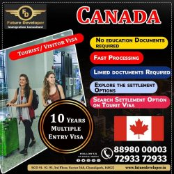 Apply Canada Tourist Visa With US