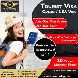 Apply for Canada Tourist Visa Canada / USA
