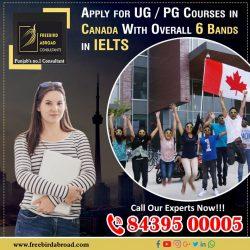 Apply For UG / PG Courses. Assured Canada Study Visa