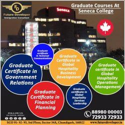 Apply Graduate Courses at Seneca College.