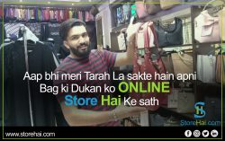 Online Digital Services with Store Hai