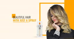 Nourishinsg Leave-In Spray for Hair | GK Hair