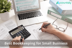 Best Bookkeeping for small Business – Accountsly