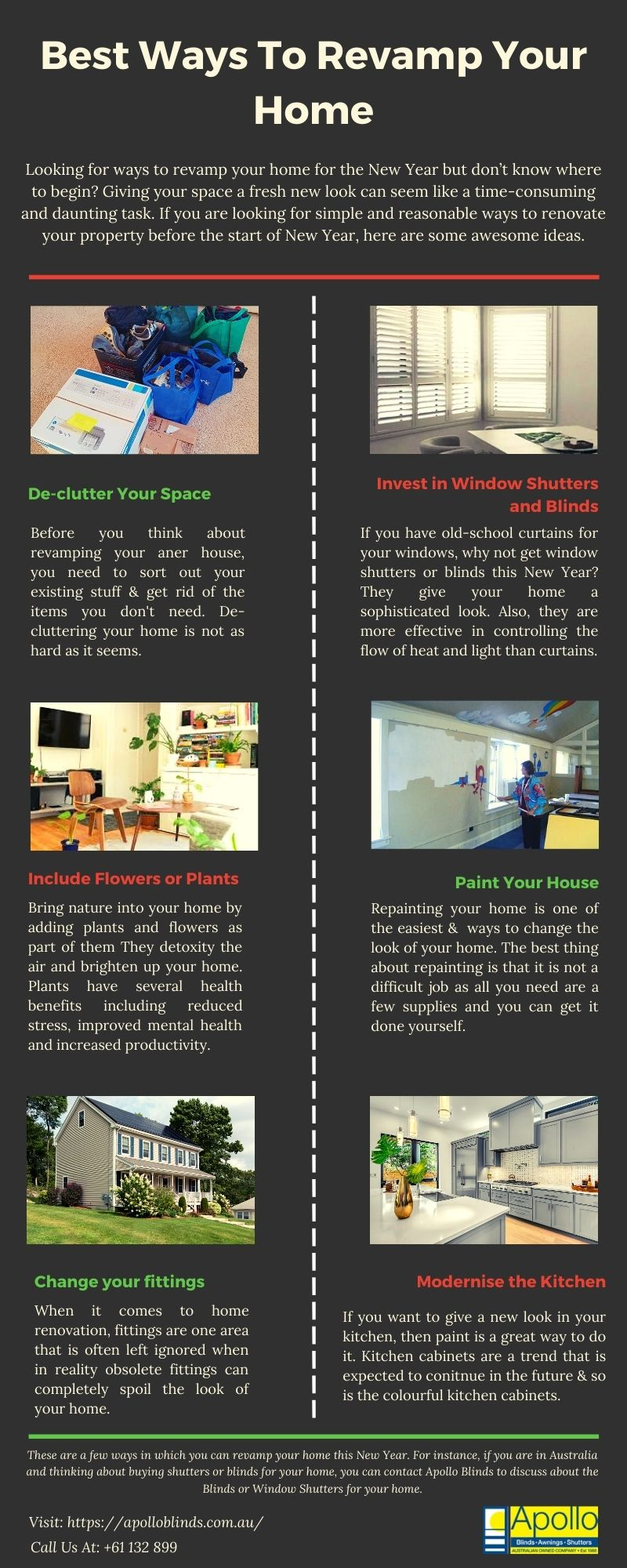 Best Ways To Revamp Your Home