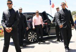 Bodyguard in Mykonos