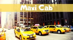 Book Online Maxi Cab Melbourne Airport Services – Maxi Cab Booking