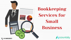 Bookkeeping Services for Small Business – Accountsly