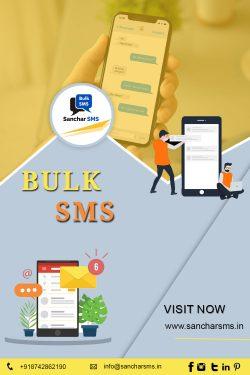 bulk SMS aggregator in Jaipur | Sanchar Tech Pvt. Ltd.
