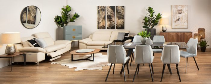 Make your contemporary dining tables an emotional and exciting experience
