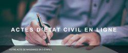 Acte De Naissance Nantes | Etat Civil Officiel