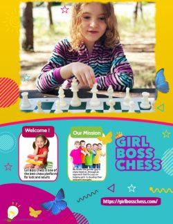 Girls Chess Classes Online