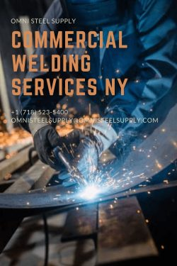 Commercial Welding Services NY