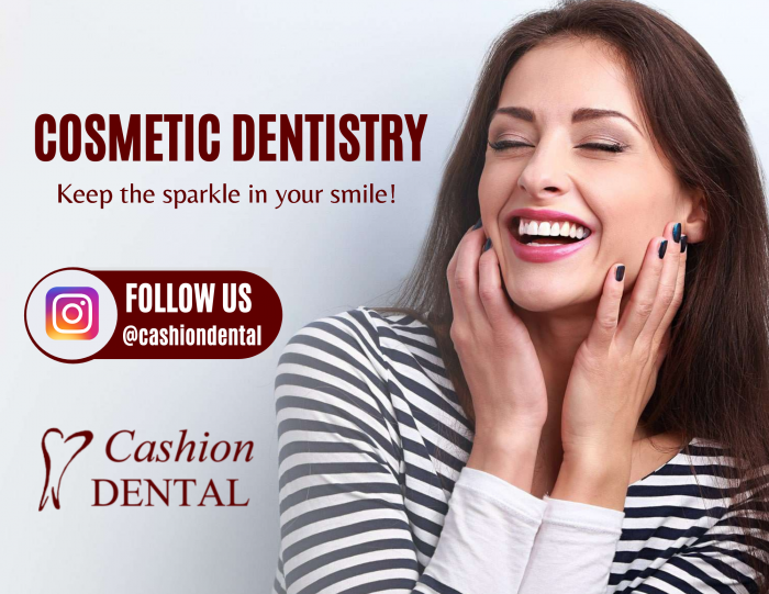 Bring Your Smile Back with Cashion Dental