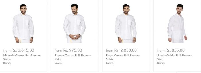 Cotton Shirts – Buy Cotton Shirt Online in India