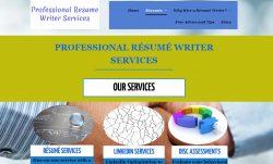 Custom made resume writing