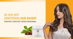 GK Hair Deep Conditioner for Dry Hair Types