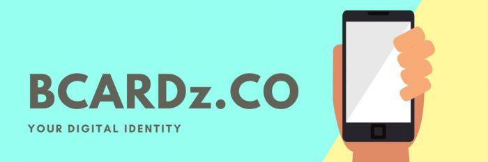 Digital Business Card and Digital Visiting Card – BCARDz